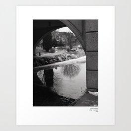 Centennial Arch Art Print