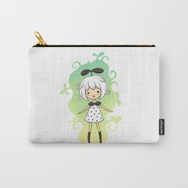 Bean Girl Carry-All Pouch