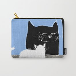 Frisky the Cat Carry-All Pouch