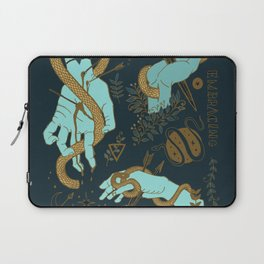 Hunger of the pine Laptop Sleeve