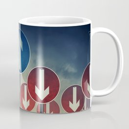 life decision Coffee Mug