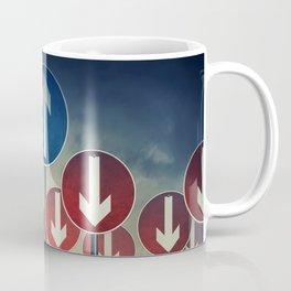 life decision Coffee Mug