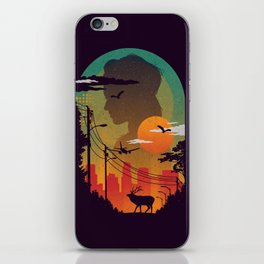 Transitions iPhone Skin