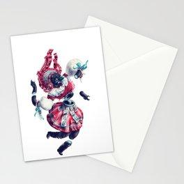Trickster Wolf Dancer Stationery Cards