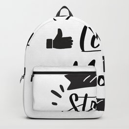 Mom - Mother's Day Funny Backpack