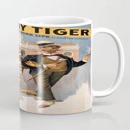 Vintage poster - Tammany tiger Coffee Mug