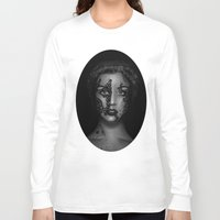 ali Long Sleeve T-shirts featuring Ali by Mickt Flior