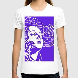 """Koloman (Kolo) Moser """"Girl's head"""" (1) T-shirt"""