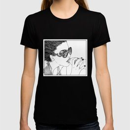 asc 510 - Sketchwork  Inspired by a picture of Liba Verner-Levy T-shirt