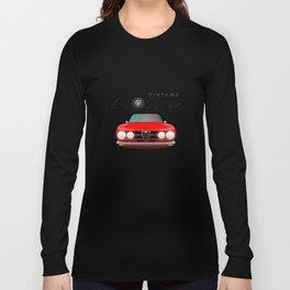 Vintage Erotica: 1750 GT Veloce Long Sleeve T-shirt