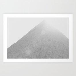 Pyramid//Eleven Art Print