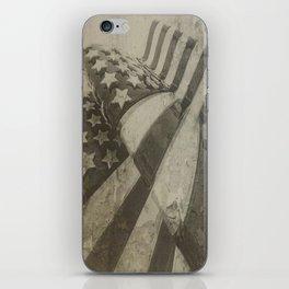Old Glory (The United States Flag) iPhone Skin
