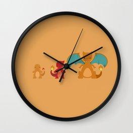 Fire Starters Wall Clock
