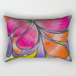 Burst Rectangular Pillow