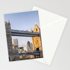 The Tower bridge London Stationery Cards