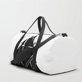 Sci-Fi Triangle Duffle Bag