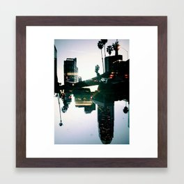 Landscapes (Los Angeles #4) Framed Art Print