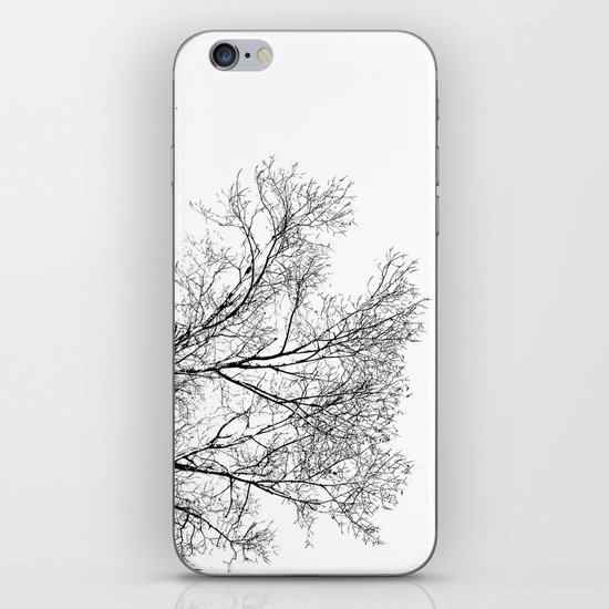 withwinter iPhone & iPod Skin