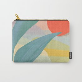 Shapes and Layers no.33 Carry-All Pouch