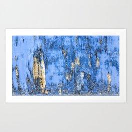 Worn = Wonderful Art Print