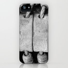 "Rigging on Dutch sailship ""De Arend"" iPhone Case"