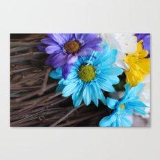Gerbera daisy Flowers  Canvas Print