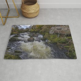 Little House On The River Rug