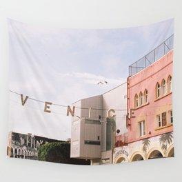 Venice Beach Wall Tapestry