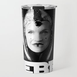 Cecile is the Queen Travel Mug