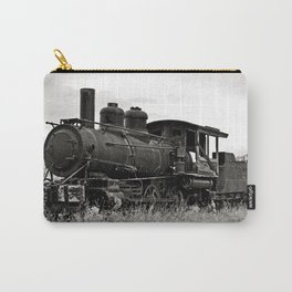 Vintage Steam Engine Carry-All Pouch