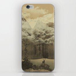 The Mountain Lake iPhone Skin