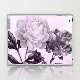 roses in purple and pink Laptop & iPad Skin