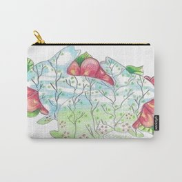 Bunnies Carry-All Pouch