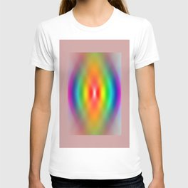 Rainbow Spiral T-shirt