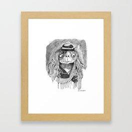E.T Play House Framed Art Print