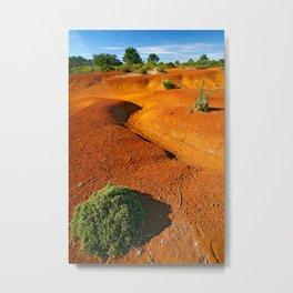Small desert Metal Print