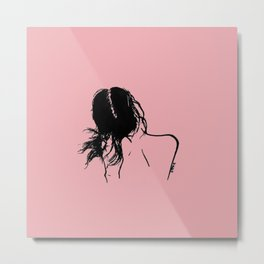 Pretty girls don't know the things that I know Metal Print