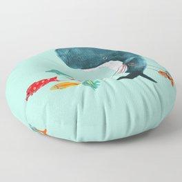 My Pet Fish Floor Pillow