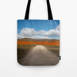 Sunshine, Superblooms, and Storms Tote Bag
