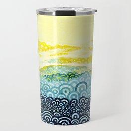 Seigaiha Series - Embrace Travel Mug