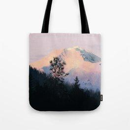 Mountain Sunrise 01 Tote Bag