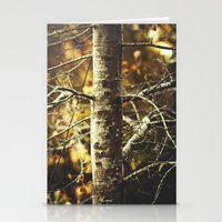 woodland Stationery Cards featuring Woodland by BURNEDINTOMYHE∆RT♥