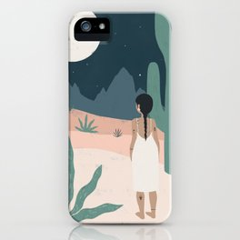 sonoran siren iPhone Case