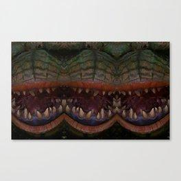 Feed Me Seymour Canvas Print
