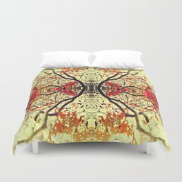 Afro Art Part 1 Duvet Cover