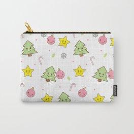 Kawaii Christmas Carry-All Pouch