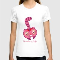 cheshire T-shirts featuring Cheshire by gabriela