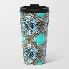 Creole Woman in Mint Travel Mug