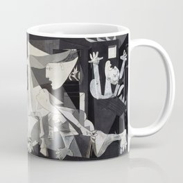 Pablo Picasso Guernica 1937 Artwork Shirt, Art Reproduction for Prints Posters Tshirts Men Women Coffee Mug