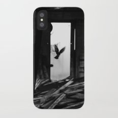 Abandoned Buildings have also Dwellers Slim Case iPhone X